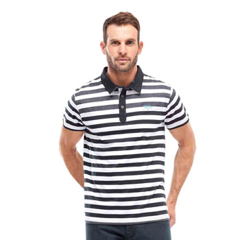 13-FORMA-Polo-manches-courtes-homme-raye-1