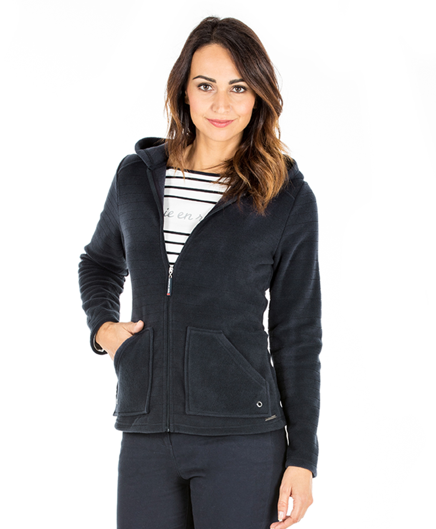 Polaire femme - Mode marine Promotions