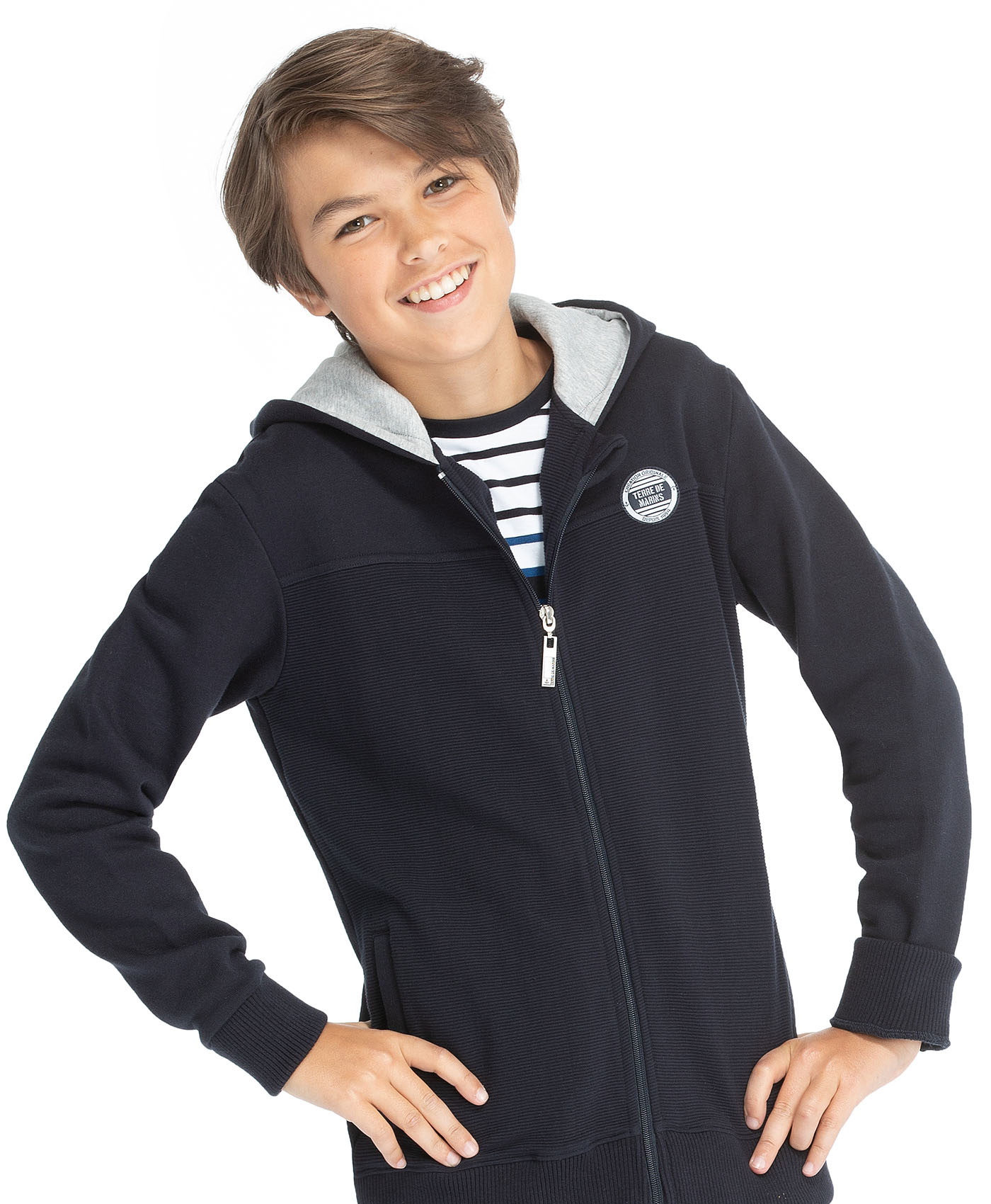 Veste junior - Mode marine Enfant
