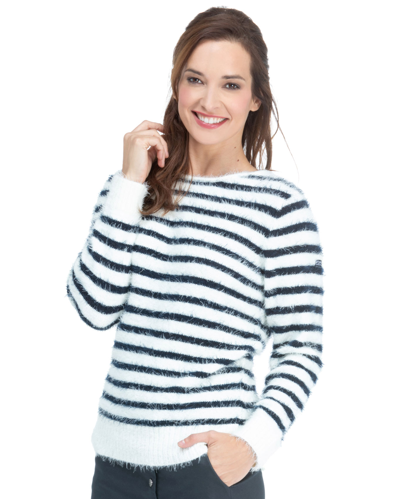 Pull femme - Mode marine Sélections