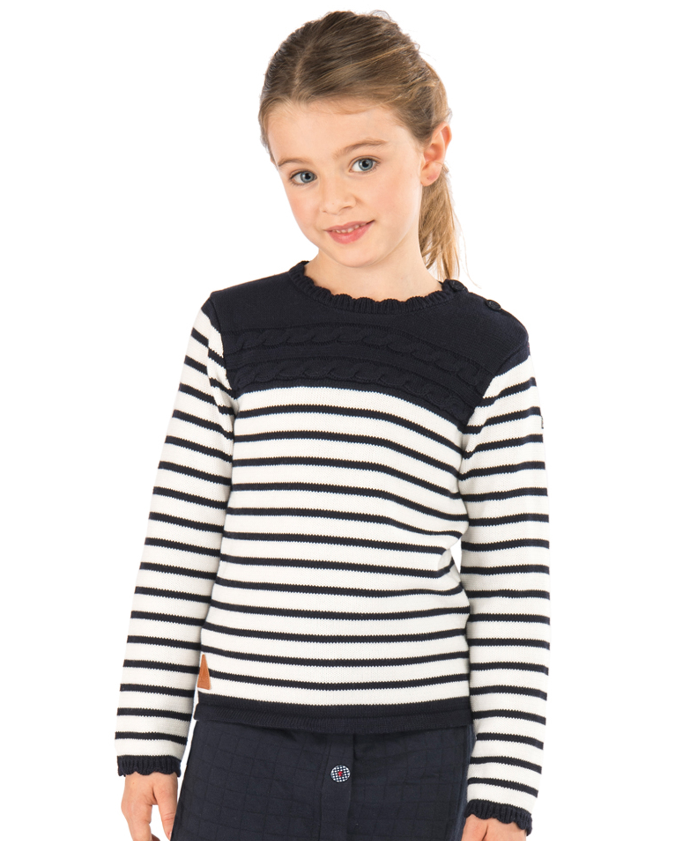 7733329e1e630 Mode Marine Enfant Pulls — Cocagnetires