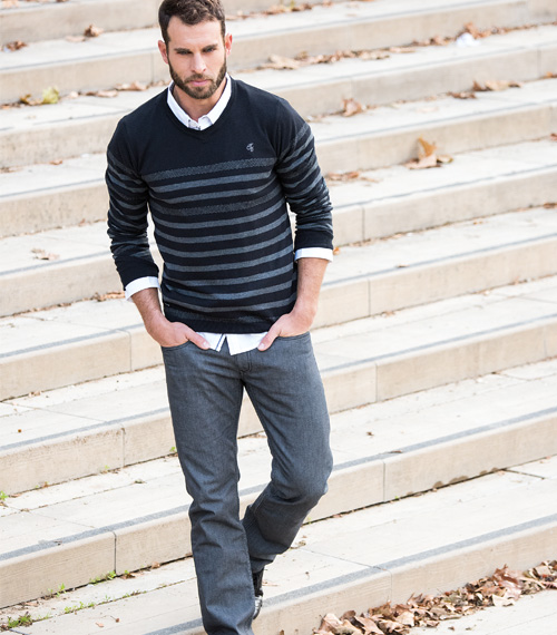 Terre de Marins collection hiver 2017 homme page marque