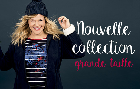 Nouvelle collection grande taille automne hiver 2017-2018
