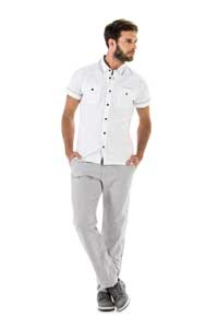 Tenue chic homme chemise