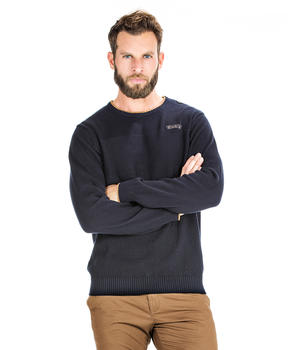 Pull bleu marine homme - Mode marine Promotions