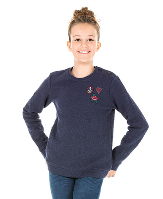 Sweat junior - Mode marine Enfant