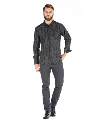 Chemise camouflage homme - Mode marine Sélections