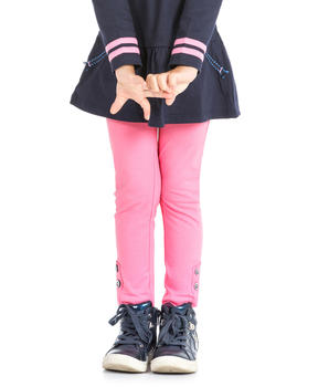 Legging rose fille - Mode marine Enfant
