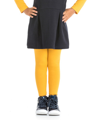 Legging jaune fille - Mode marine Enfant