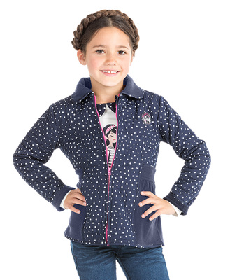Veste pois fille - Mode marine Promotions