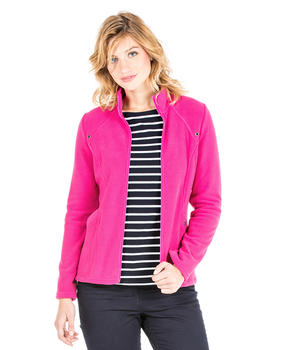 Gilet polaire femme - Mode marine Promotions