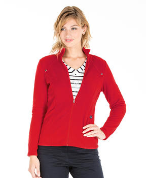 Polaire rouge femme - Mode marine Promotions