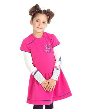 Robe patineuse fille_0
