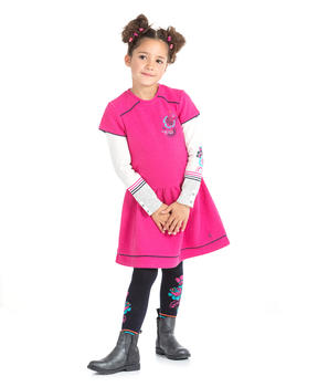 Robe patineuse fille_1