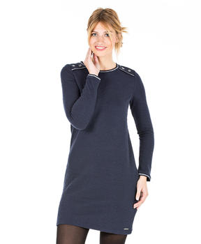Robe droite femme - Mode marine Promotions