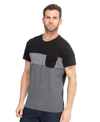 T-shirt manches courtes homme   - Mode marine Homme