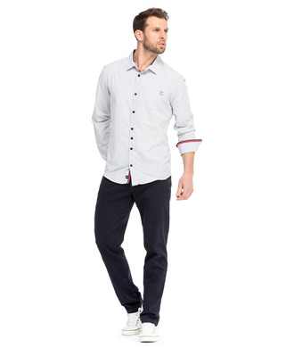 Chemise manches longues homme  _1