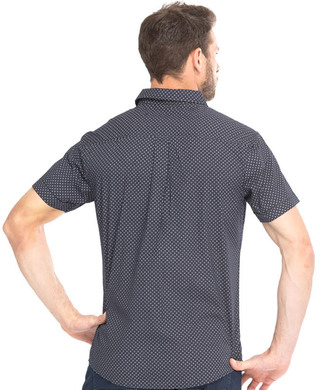 Chemise manches courtes homme   - Mode marine Homme