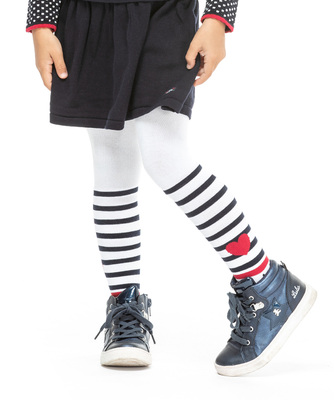Collants fille - Mode marine Enfant