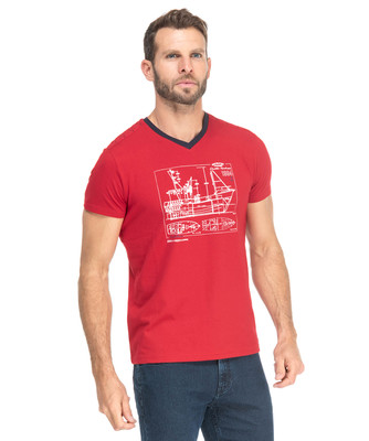 T-shirt homme - Mode marine Homme