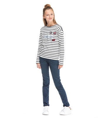T-shirt manches longues fille junior_1