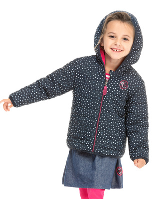 Doudoune fille - Mode marine FINPromotions
