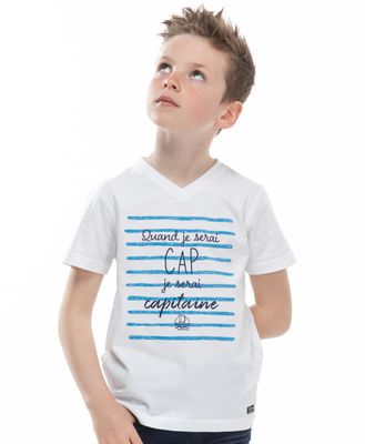 ZOHON tee-shirt EG BLANC OPTIQUE_0