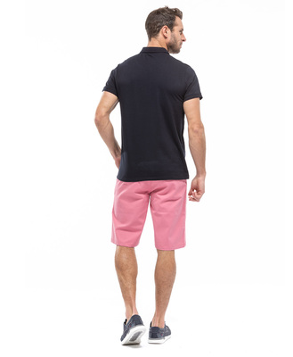 Polo manches courtes homme uni - Mode marine Homme