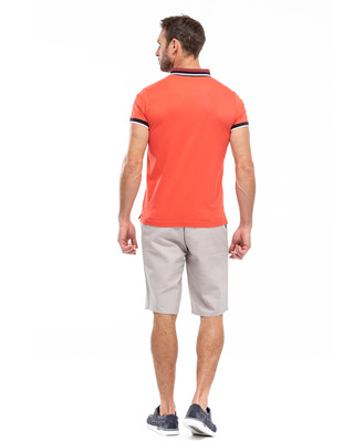 Polo corail homme - Mode marine Homme