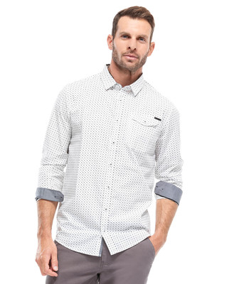 Chemise blanche homme - Mode marine Homme