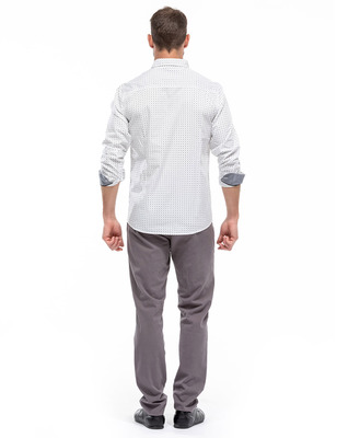 Chemise blanche homme_1