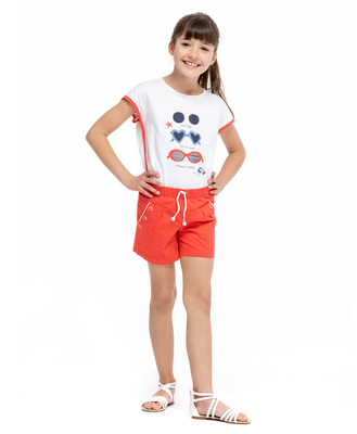 Short fille - Mode marine Enfant