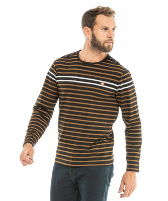 Tee-shirt manches longues homme - Mode marine Homme