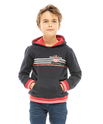 Sweat à capuche enfant - Mode marine Enfant