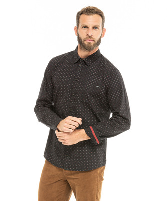 Chemise manches longues homme - Mode marine FINPromotions