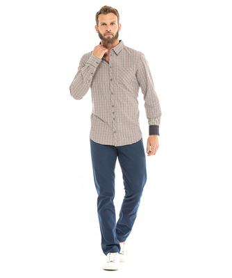 Chemise manches longues homme_2