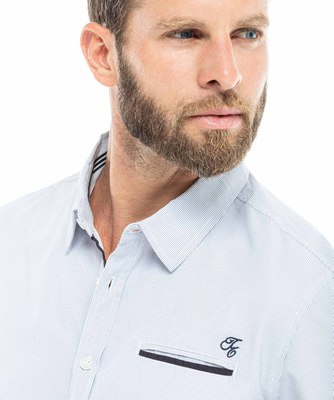 Chemise manches longues homme_1