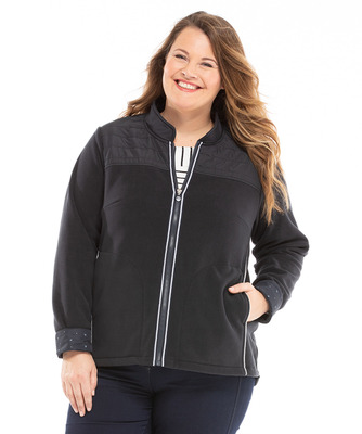 Veste polaire grande taille - Mode marine FINPromotions