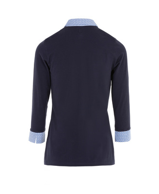 Polo manches longues femme_2