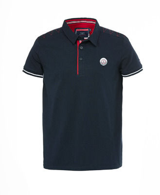 Polo manches courtes homme - Mode marine Homme
