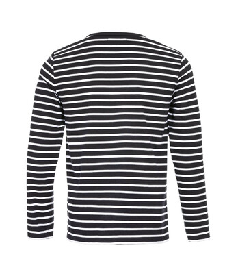 Tee shirt manches longues homme - Mode marine Sélections