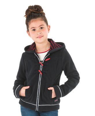 Veste polaire fille - Mode marine Promotions