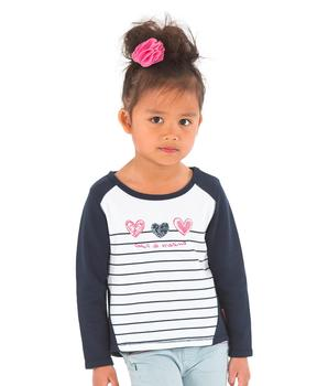 Sweat molleton fille - Mode marine Sélections