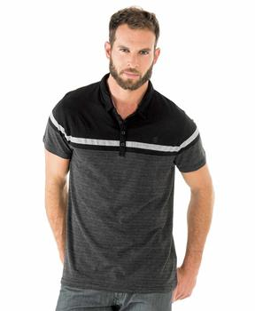 Polo manches courtes homme - Mode marine Promotions