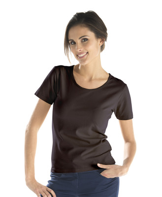 T-shirt manches courtes femme - Mode marine Promotions