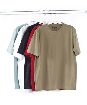 T-shirt homme manches courtes col rond marine - Mode marine Homme