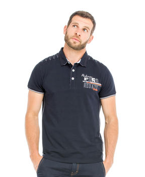 Polo manches courtes homme marine - Mode marine Homme