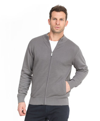 Gilet gris homme - Mode marine Homme