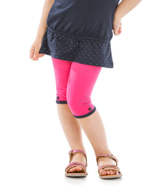 Legging fille Rose - Mode marine Enfant