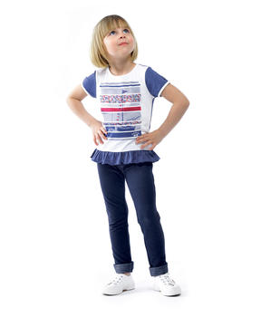 Jegging enfant fille denim_1